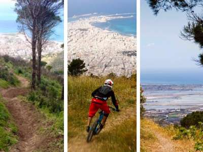 Tour in E-Bike Trapani Erice